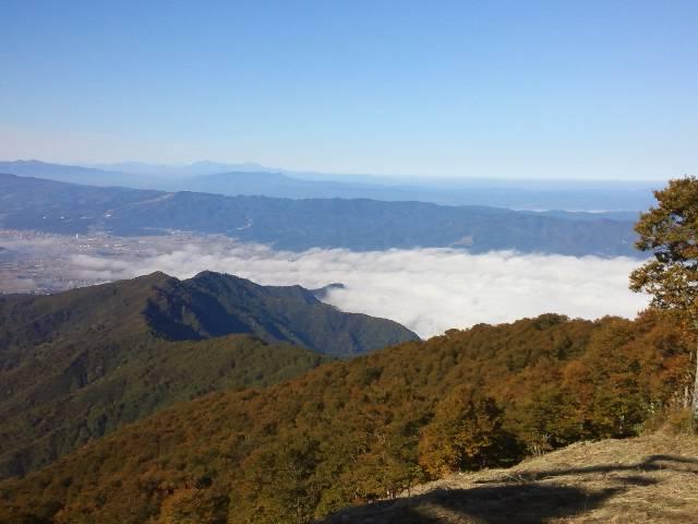 八海山展望台