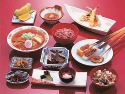 ミニらーめん定食C(喜多方:蔵屋敷あづまさ)