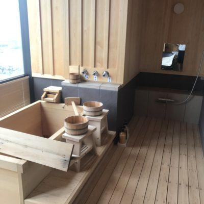 うみのホテル中田屋 露天風呂付き客室