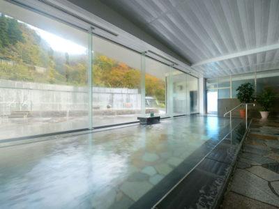 La楽リゾートホテル グリーングリーン・大浴場