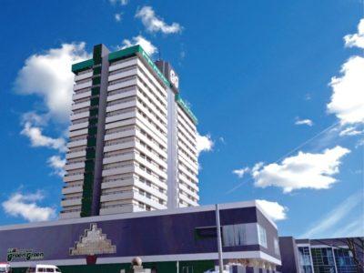 La楽リゾートホテル グリーングリーン・外観