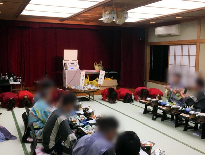 吉夢・コンパニオン宴会