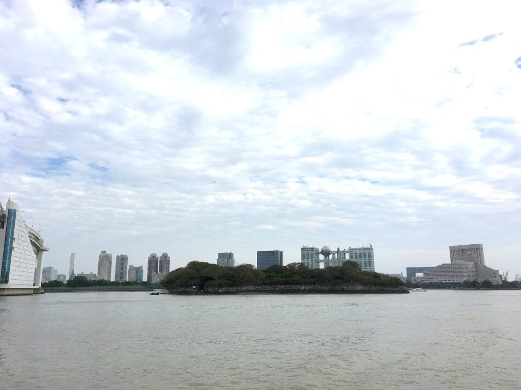 東京湾ヴァンテアンクルーズ