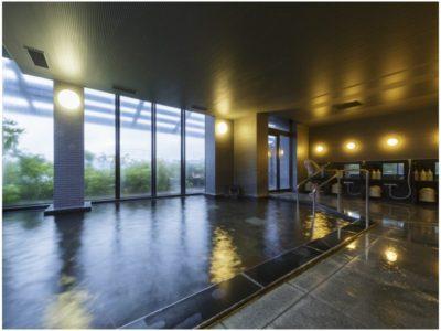 北竜館・大浴場