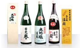 渡邉佐平商店・日本酒