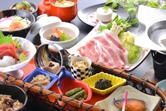 益子館 里山リゾートホテル:ご昼食