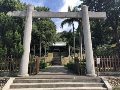 台湾 桃園神社