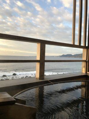 稲取東海ホテル湯苑 露天風呂付き客室