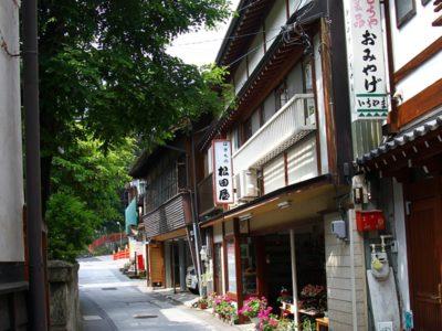 信州・渋温泉