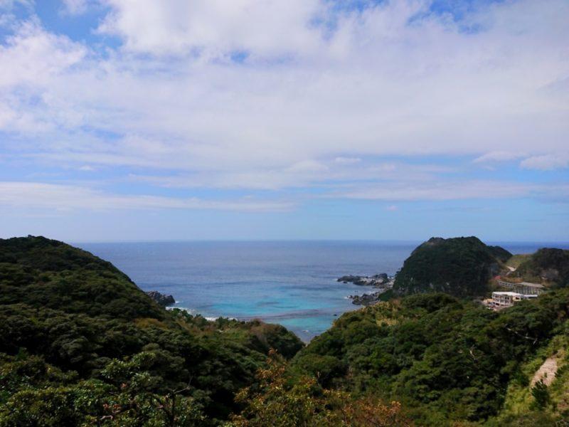 沢尻湾(神津島)