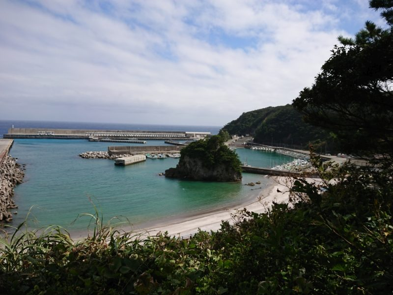 多幸湾(神津島)
