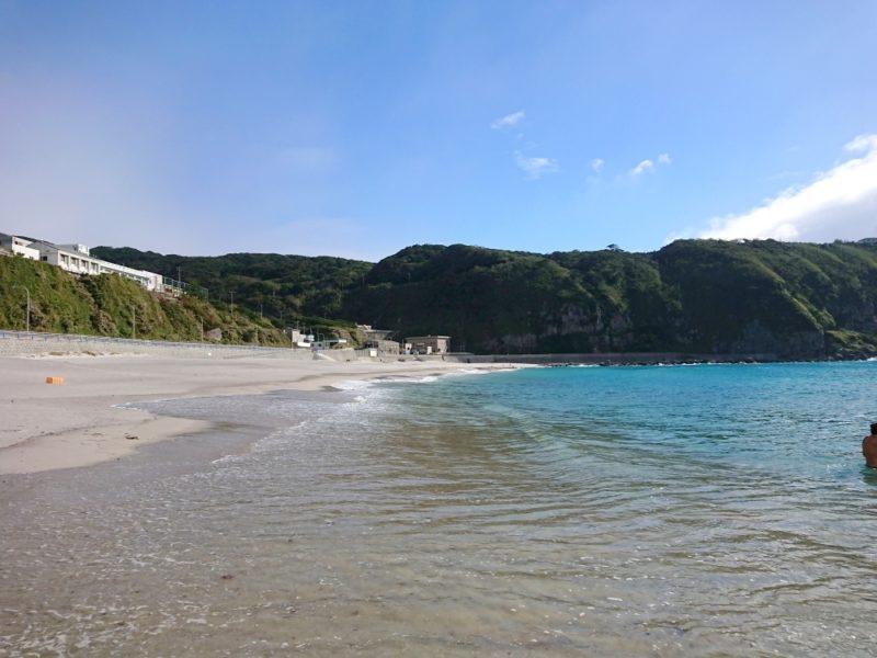 前浜(神津島)