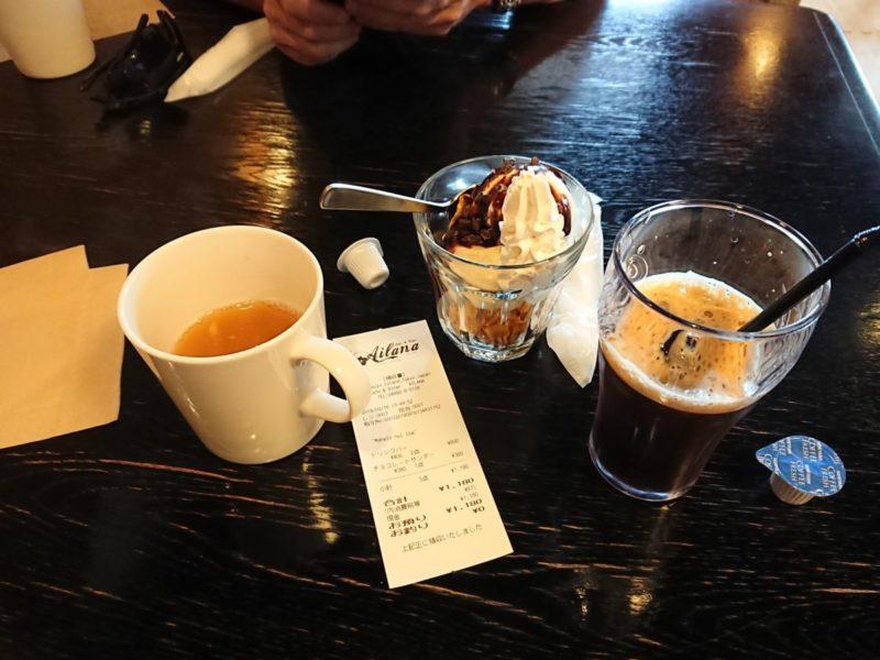 Cafe & Diner アイラナ(神津島)