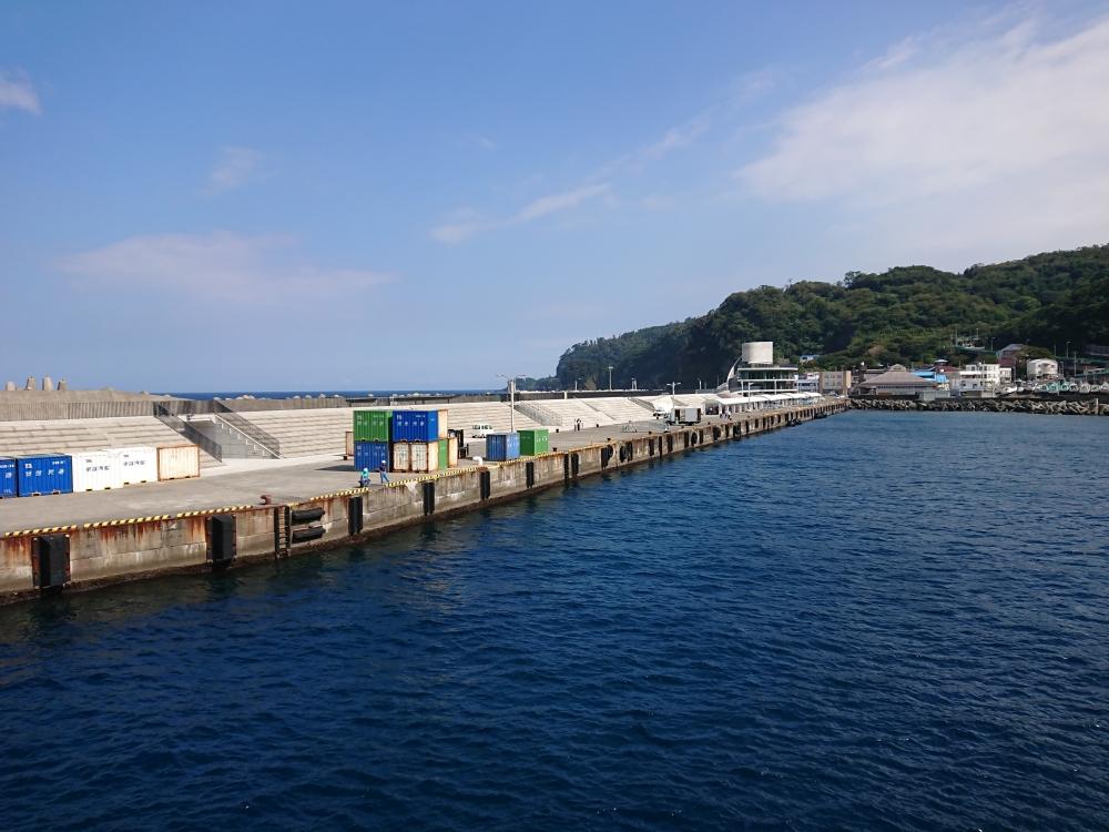 大島(岡田港)