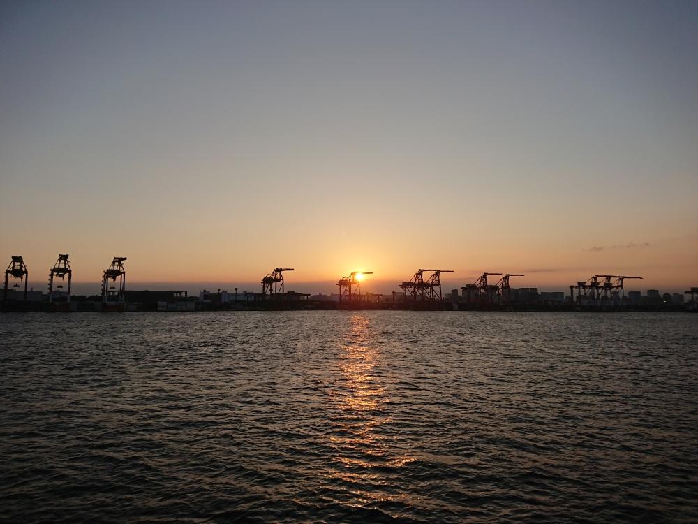 コンテナターミナル(東京湾)