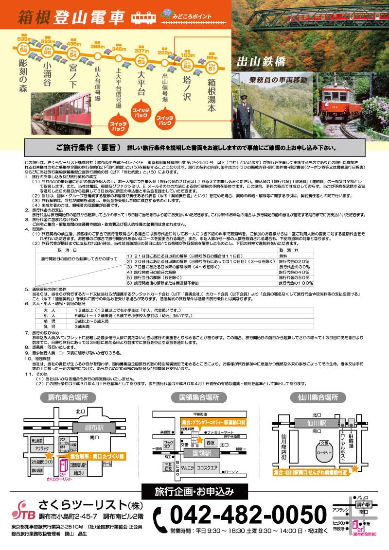 【6月】6/26(火)・29(金) 箱根あじさい電車と河口湖ラベンダー&さくらんぼ狩り