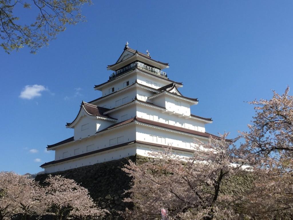 会津鶴ケ城