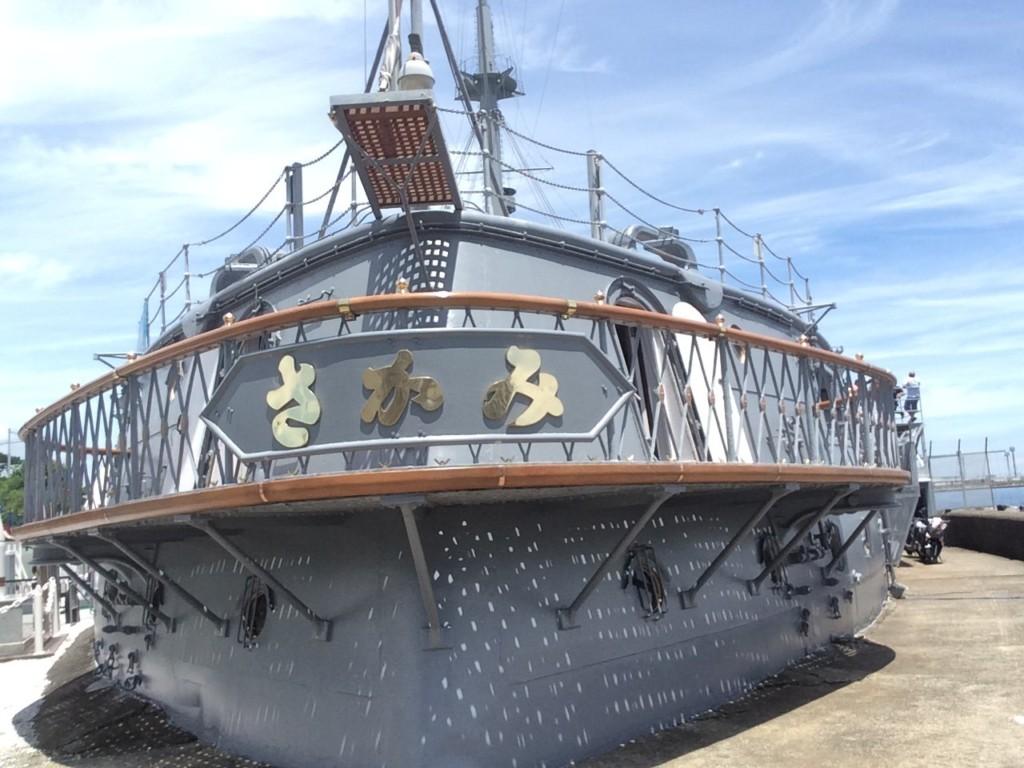 YOKOSUKA軍港