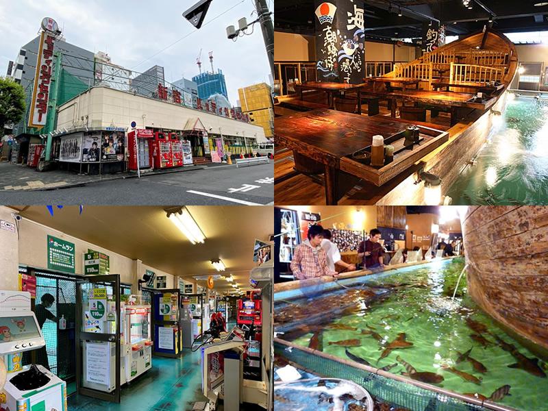 新宿のおもしろスポットを紹介(映像)