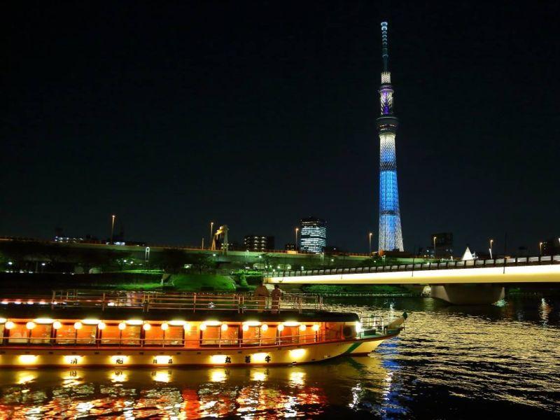 屋形船観光をオンライン体験!