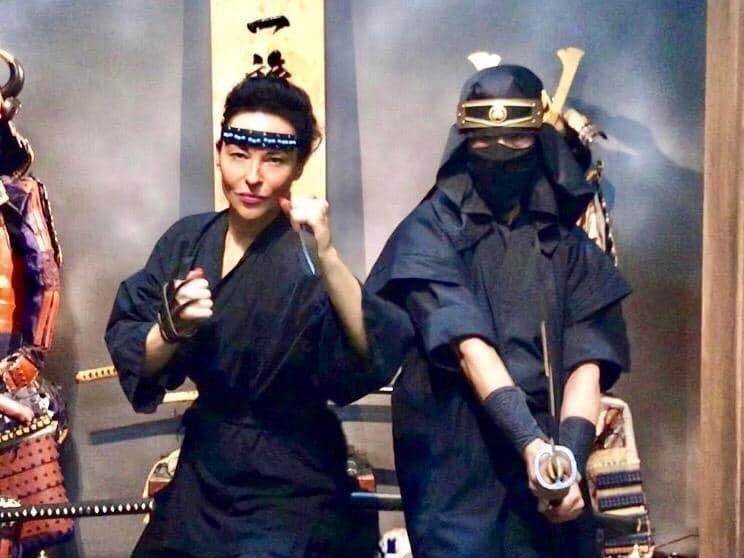 [Tokyo Online Tour] Ninja Experience (Sakura Tourist)