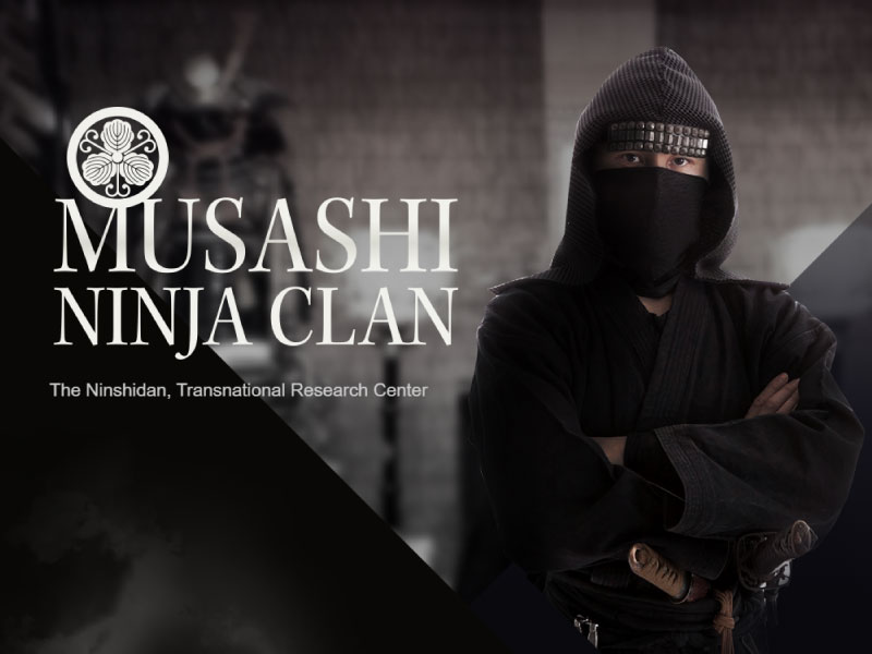 Musashi Clan's Ninja Demonstration & Experience(LIVE)